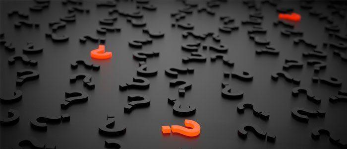 domande aperte e chiuse