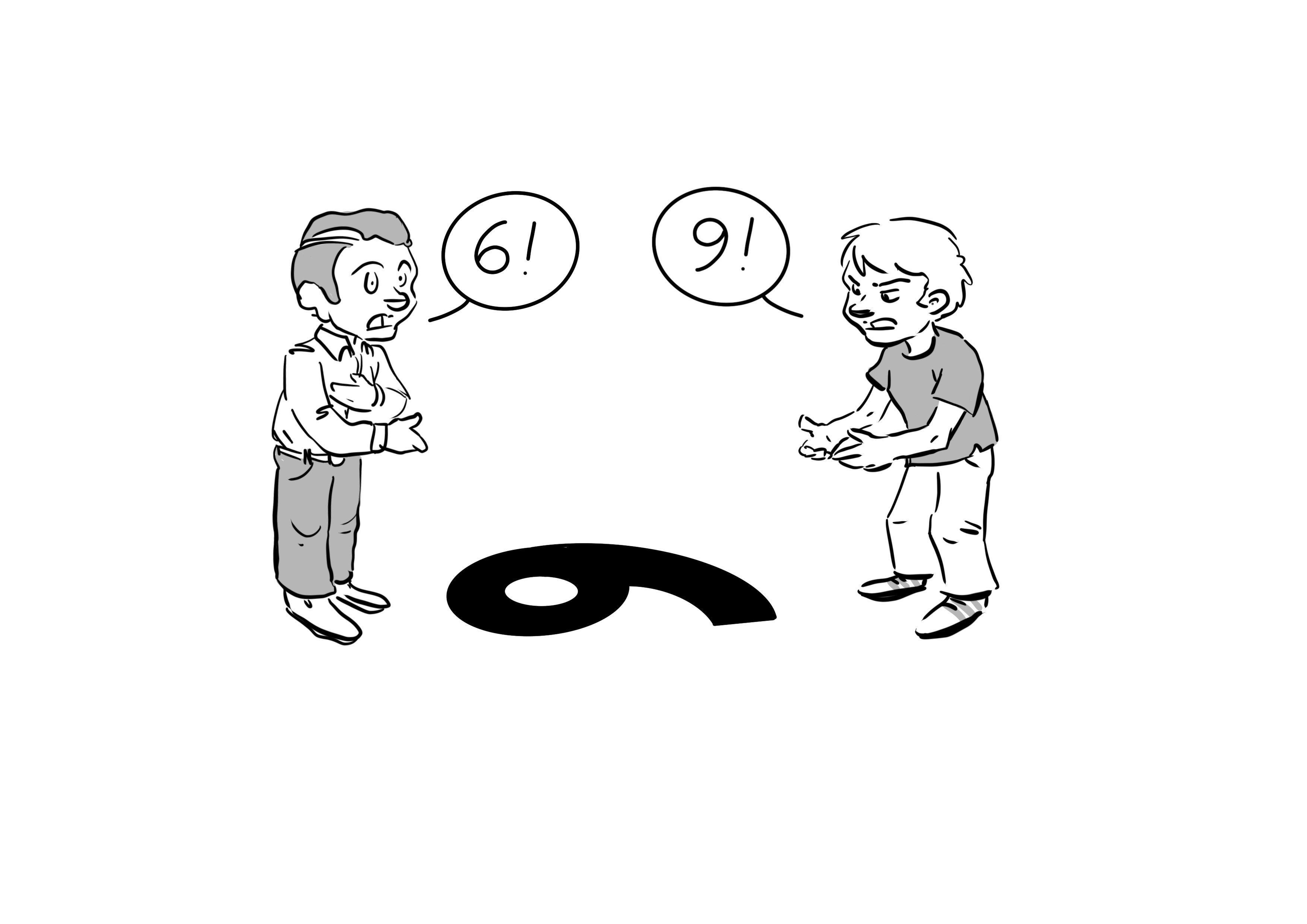 6 e 9