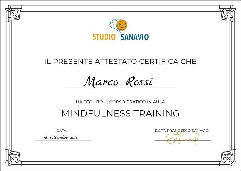 attestato-mindfulness